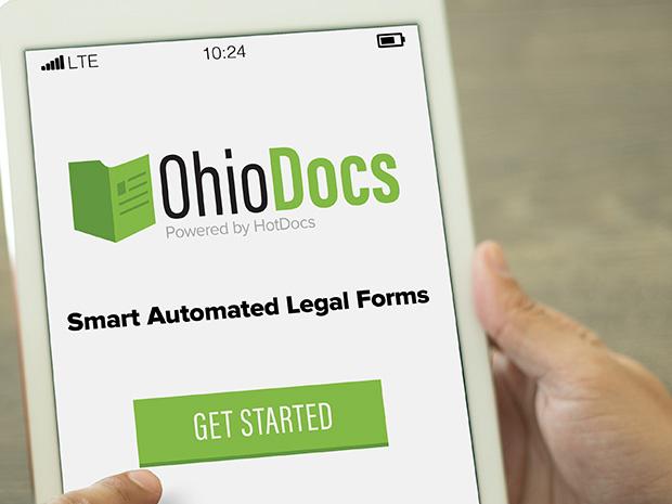 OhioDocs - Ohio legal forms
